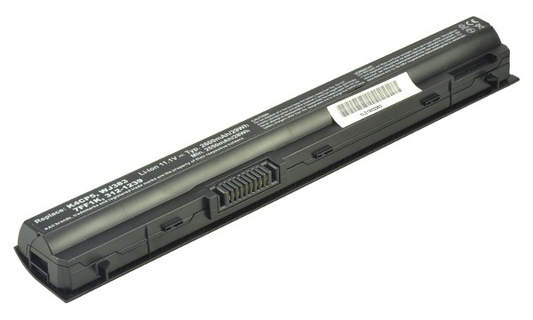 2-Power baterie pro DELL Latitude E6220/E6230/E6320/E6330/E6430S Li-ion, 11.1V, 2600mAh