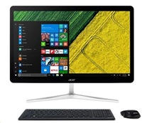 "ACER PC U27-880 - i5-7200@2.50GHz,27""FHD LED touch(1920x1080),8GB,1TB72,HD 620,Wi-Fi,BT,čt.pk,Webcam,W10H"