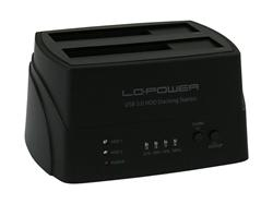 LC POWER LC-DOCK-U3 - HDD docking station