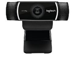 Logitech HD Pro Webcam C922, 720p video