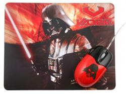 PRIME Star Wars Optical Mouse & Mouse Mat Set