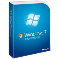 Software Microsoft Windows 7 Professional SP1 OEM 32 bit CZ, DVD