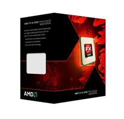 CPU AMD FX-8350 (Vishera), 8-core, 4.0GHz, 16MB cache, 125W, socket AM3+, BOX