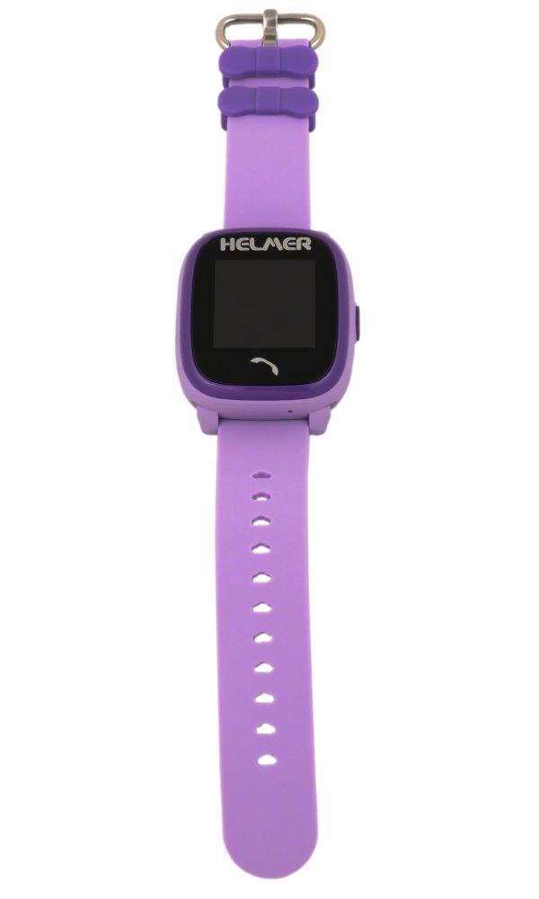 HELMER dětské hodinky LK 704 s GPS lokátorem  dotykový display  micro SIM   IP67 338d1dffbaf