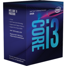 INTEL Core i3-9100F 3.6GHz/4core/6MB/LGA1151/No Graphic/Coffee Lake Refresh