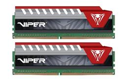 PATRIOT Viper Elite Red 16GB DDR4 2400MHz / CL15 / KIT 2x 8GB